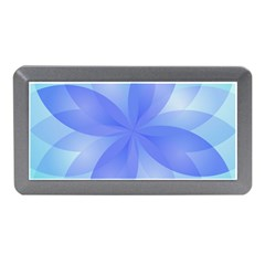 Abstract Lotus Flower 1 Memory Card Reader (mini)