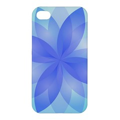 Abstract Lotus Flower 1 Apple iPhone 4/4S Premium Hardshell Case