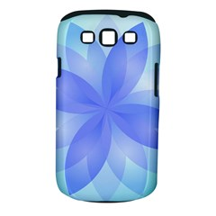 Abstract Lotus Flower 1 Samsung Galaxy S Iii Classic Hardshell Case (pc+silicone)