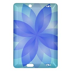 Abstract Lotus Flower 1 Kindle Fire HD (2013) Hardshell Case