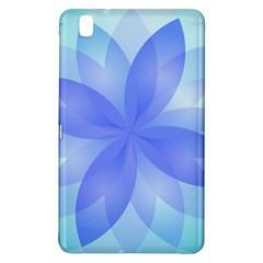 Abstract Lotus Flower 1 Samsung Galaxy Tab Pro 8.4 Hardshell Case