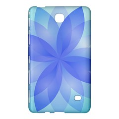 Abstract Lotus Flower 1 Samsung Galaxy Tab 4 (7 ) Hardshell Case
