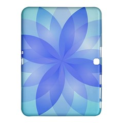 Abstract Lotus Flower 1 Samsung Galaxy Tab 4 (10 1 ) Hardshell Case