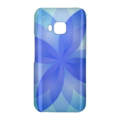 Abstract Lotus Flower 1 HTC One M9 Hardshell Case