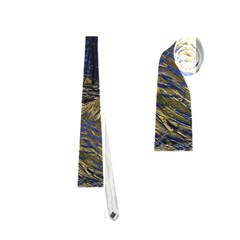 Vincent Van Gogh Starry Night Over The Rhone Neckties (one Side)