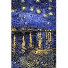 Vincent Van Gogh Starry Night Over The Rhone 5 5  X 8 5  Notebooks