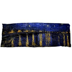 Vincent Van Gogh Starry Night Over The Rhone Body Pillow Cases Dakimakura (Two Sides)