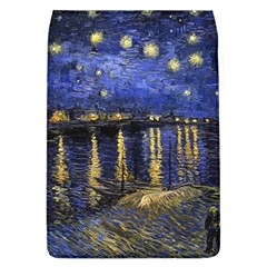 Vincent Van Gogh Starry Night Over The Rhone Flap Covers (L)