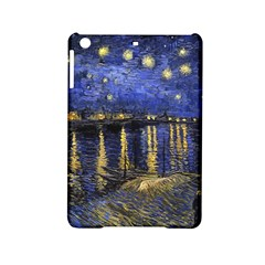 Vincent Van Gogh Starry Night Over The Rhone iPad Mini 2 Hardshell Cases