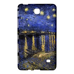 Vincent Van Gogh Starry Night Over The Rhone Samsung Galaxy Tab 4 (8 ) Hardshell Case