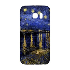 Vincent Van Gogh Starry Night Over The Rhone Galaxy S6 Edge