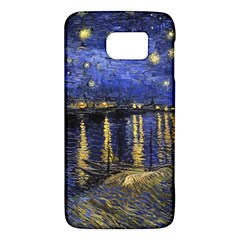 Vincent Van Gogh Starry Night Over The Rhone Galaxy S6