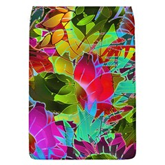 Floral Abstract 1 Flap Covers (L)