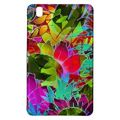 Floral Abstract 1 Samsung Galaxy Tab Pro 8.4 Hardshell Case