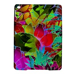 Floral Abstract 1 Ipad Air 2 Hardshell Cases