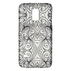 Drawing Floral Doodle 1 Galaxy S5 Mini