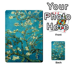 Blossoming Almond Tree Multi-purpose Cards (Rectangle)