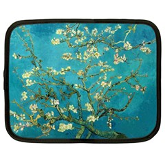 Blossoming Almond Tree Netbook Case (XL)