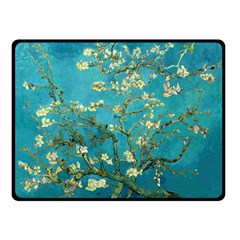 Blossoming Almond Tree Fleece Blanket (Small)