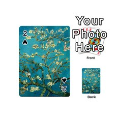 Blossoming Almond Tree Playing Cards 54 (Mini)