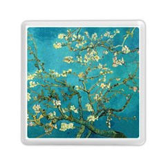 Blossoming Almond Tree Memory Card Reader (Square)