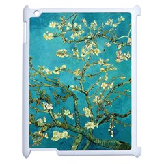 Blossoming Almond Tree Apple iPad 2 Case (White)