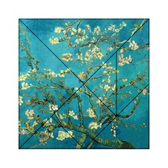 Blossoming Almond Tree Acrylic Tangram Puzzle (6  X 6 )