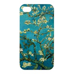 Blossoming Almond Tree Apple iPhone 4/4S Premium Hardshell Case