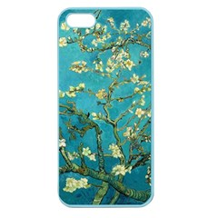 Blossoming Almond Tree Apple Seamless iPhone 5 Case (Color)