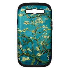 Blossoming Almond Tree Samsung Galaxy S III Hardshell Case (PC+Silicone)