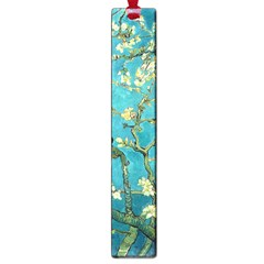 Blossoming Almond Tree Large Book Marks