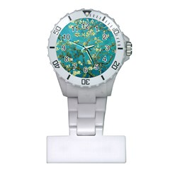 Blossoming Almond Tree Nurses Watches