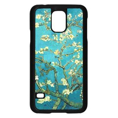Blossoming Almond Tree Samsung Galaxy S5 Case (black)