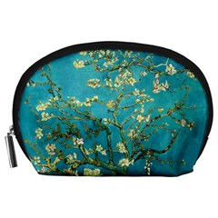 Blossoming Almond Tree Accessory Pouches (Large)