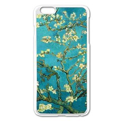 Blossoming Almond Tree Apple iPhone 6 Plus/6S Plus Enamel White Case