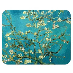 Blossoming Almond Tree Double Sided Flano Blanket (Medium)
