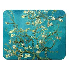 Blossoming Almond Tree Double Sided Flano Blanket (Large)