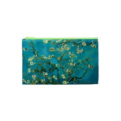 Blossoming Almond Tree Cosmetic Bag (xs)