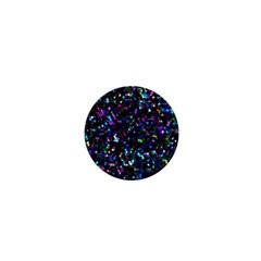 Glitter 1 1  Mini Magnets