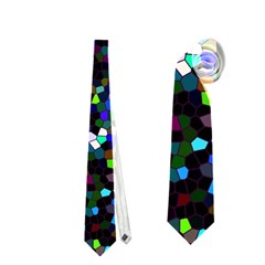 Glitter 1 Neckties (Two Side)