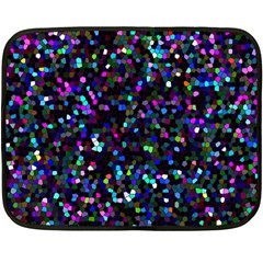 Glitter 1 Fleece Blanket (Mini)