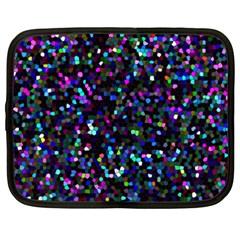 Glitter 1 Netbook Case (xxl)