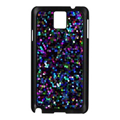 Glitter 1 Samsung Galaxy Note 3 N9005 Case (black)