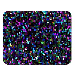 Glitter 1 Double Sided Flano Blanket (Large)