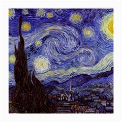 Van Gogh Starry Night Medium Glasses Cloth