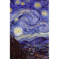 Van Gogh Starry Night 5 5  X 8 5  Notebooks