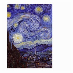 Van Gogh Starry Night Large Garden Flag (Two Sides)