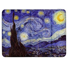 Van Gogh Starry Night Samsung Galaxy Tab 7  P1000 Flip Case