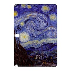 Van Gogh Starry Night Samsung Galaxy Tab Pro 10 1 Hardshell Case