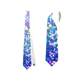 Glitter 2 Neckties (One Side)